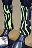 Tough-1 Extreme Fun Prints Rear Vented Sport Boots - Set of 2