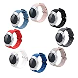 Hagibis accessories Wristbands for samsung gear S2 band (8 PIN)