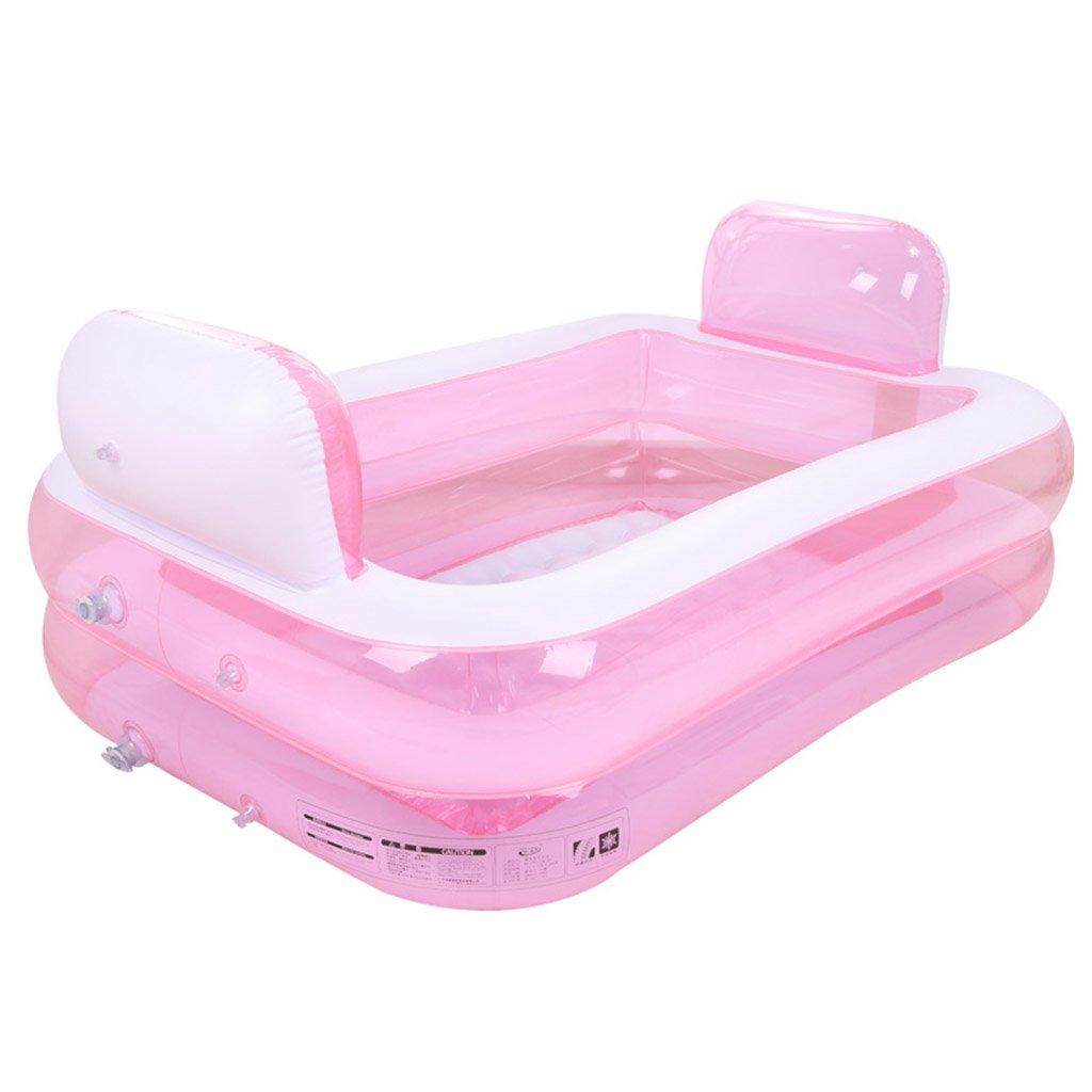 Bañeras con Jacuzzi Padre e Hijo Hinchable para Adultos ...