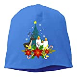 Best Old Friend Friends Candles - AUUOCC Women's Knit Skull Beanie Hats Christmas Candle Review
