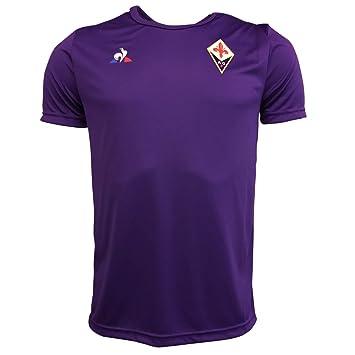 2017-2018 Fiorentina Training Tee (Purple): Amazon.es: Deportes y aire libre