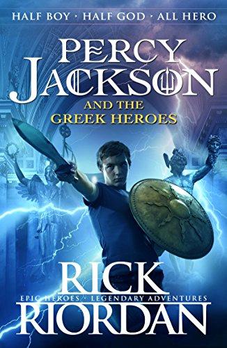 Percy Jackson and the Greek Heroes (Percy Jackson's Greek Myths) (Fire Athena)