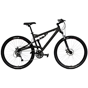Gravity FSX 29 One Dual Suspension Mountain Bike Shimano Deore 27 Speed