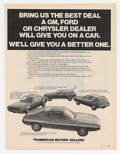 tors Better Deal Print Ad (2780) ()