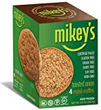 english muffin bread - Paleo Bread, English Muffins, Toasted Onion, 4 Per Box (2 Pack)
