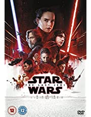 Star Wars: The Last Jedi [DVD] [2017]