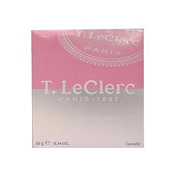 Leclerc Poudre Compacte Dermophile N° 09 Cannelle