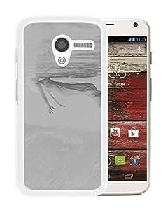 Weeki Wachee Inverted Springer Woman Floating Water (2) Durable High Quality Motorola Moto X Phone Case