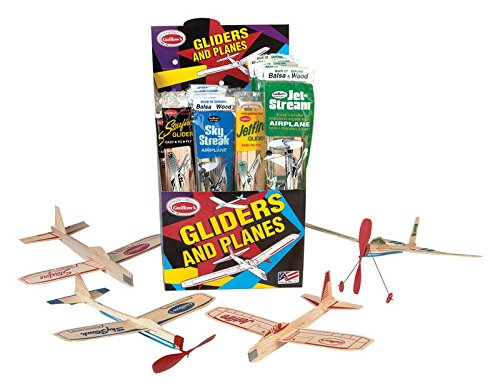 Asst Hand And Rubberband Plane PAUL K. GUILLOW, INC. for sale  Delivered anywhere in USA