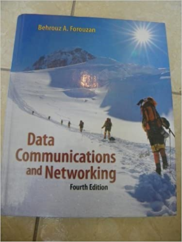 Data Communication And Networking By Forouzan 4th Edition Pdf
