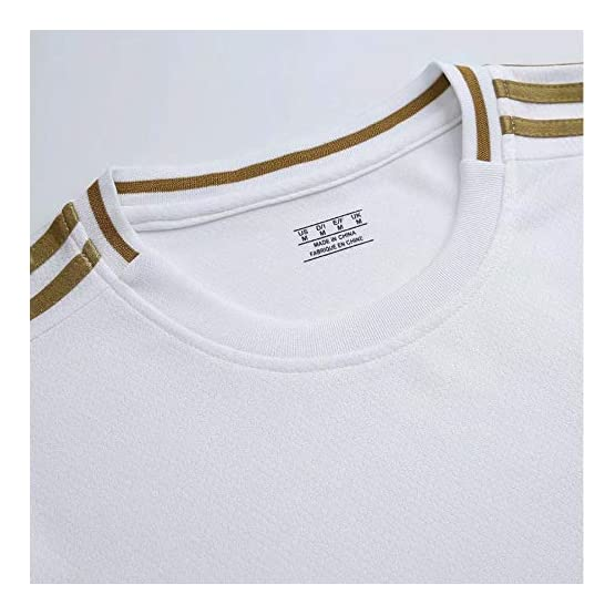 SEYE1° Tee-Shirt De Football, Maillot du Real Madrid, Vêtements De Sport De Football 7ème Hazard, Garçon De Football