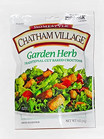 Amazon Com Homestyle Garden Herb Croutons 5oz 2 Pack