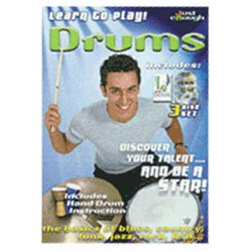 Learn Play Drums Artist Provided