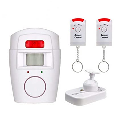 Sensor de Movimiento inalámbrico Alarma Detector de ...