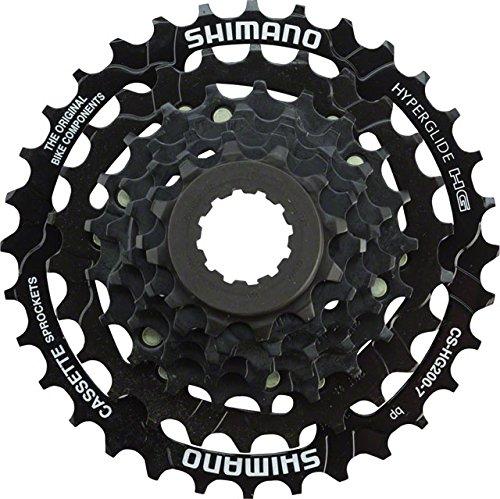 (SHIMANO 7-Speed Mountain Bike Cassette - CS-HG200-7 (12-32))