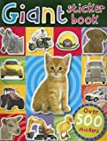 Giant Sticker Book, Helen Parker, 1846103053