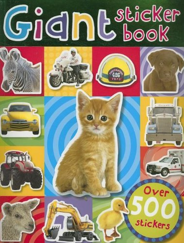 Download Giant Sticker Book (Giant Sticker Books) ebook