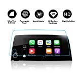 RUIYA 2017 HONDA CRV Trapezoid Tempered Glass Protector for Special CRV Navigation Screen Display LX EX EX-L Touring 7 Inches