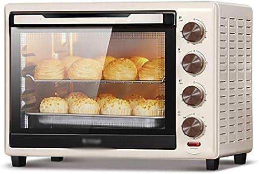 Cocina Hornos: mini horno Parrilla eléctrica Suficiente para usar ...