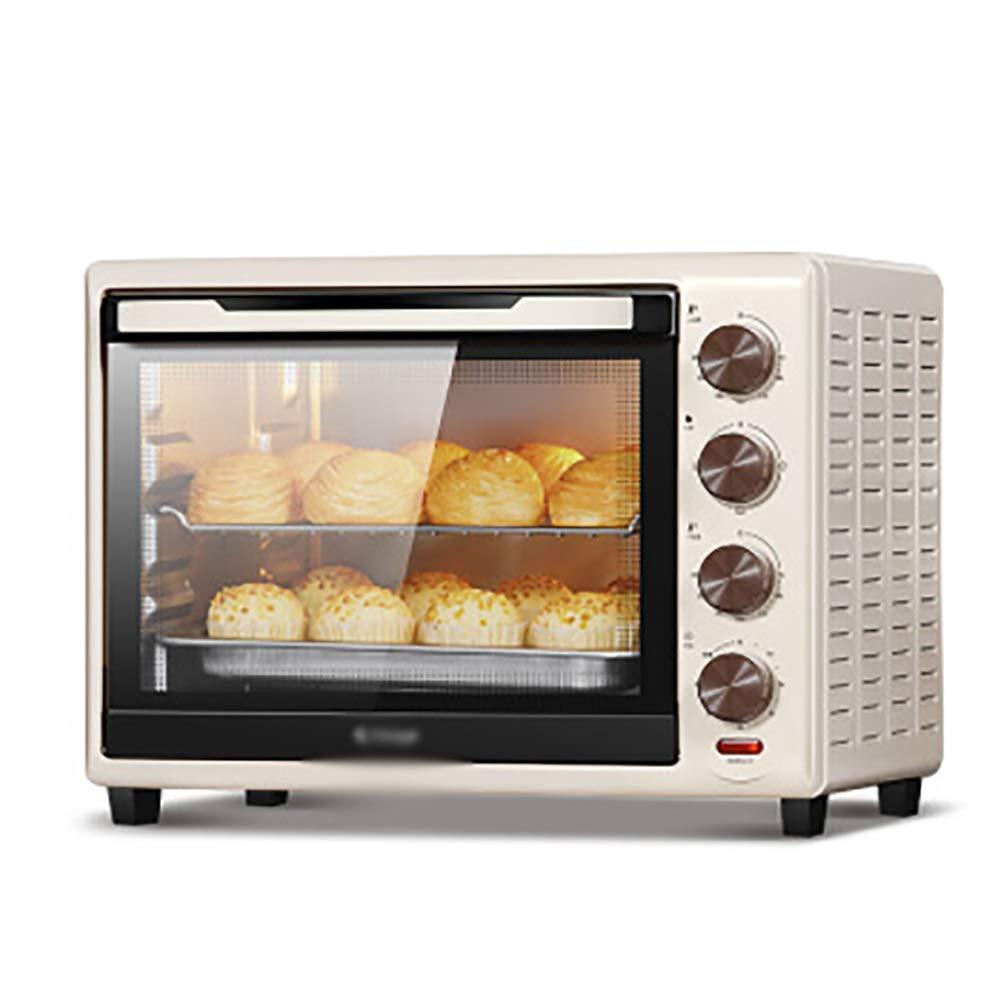 HARDY-YI オーブン - ミニオーブン電気グリルテーブルトップの使用に十分 - 1600W(ブラック)タイマーラック付き小型加熱トースターオーブン - 小   B07PNWRFJ2