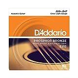 D'Addario EJ15 Phosphor Bronze Acoustic Guitar