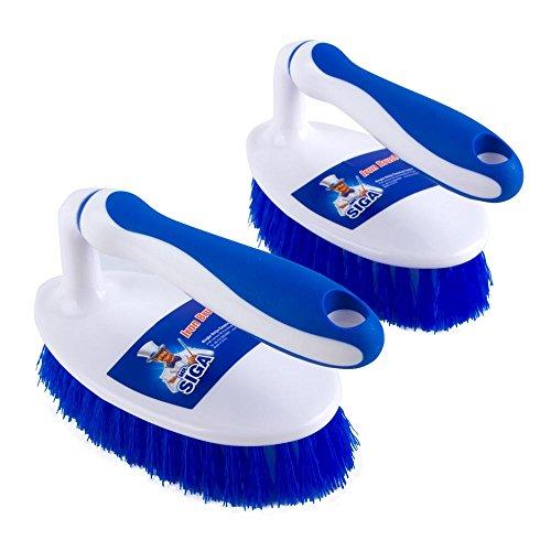 MR. SIGA Scrub Brush - Pack of 2 ()