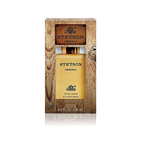 After Aromatic Shave (Stetson Original Aftershave Wow, 8 Fluid Ounce)