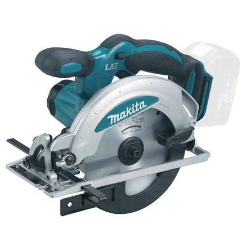 Makita DSS610Z Cordless Li-Ion Circular Saw (Body Only), 18 V