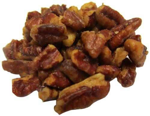 Azar Candied Special Pecans, Medium, 12.5-Pound by Azar