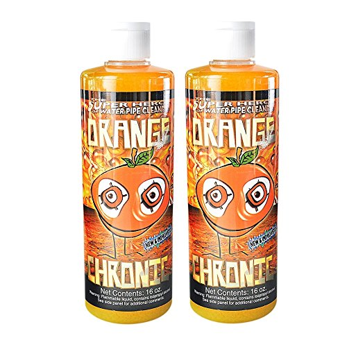 Orange Chronic Cleaner 16 oz Pack of 2