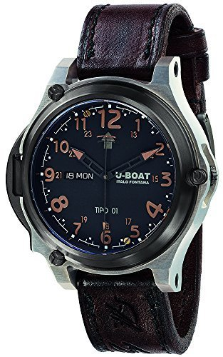 U-Boat TIPO 01 50mm Titanium Limited Edition