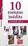 10 romans inédits de la collection Passions (01/16) par Jump