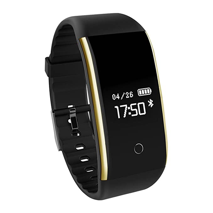 Smartwatch Pulsera V9 salud Control de la frecuencia ...