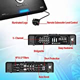 Planet Audio AC1800.5 5 Channel Car Amplifier