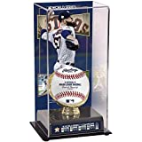 Sports Memorabilia Dallas Keuchel Houston Astros 2017 MLB World Series Champions Sublimated Display Case with Image - Fanatics Authentic Certified