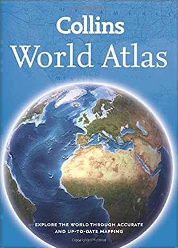 Collins World Atlas: Edition