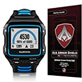 Ace Armor Shield Shatter Resistant Screen Protector for the Garmin Forerunner 920XT with free lifetime Replacement warranty