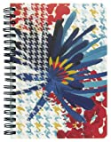 Top Flight 2be Personal Poly Cover Color Notebook with 2 Pockets, 100 Sheets, College Rule, 7 x 5 Inches, 1 Notebook, Cover Color May Vary (43076)