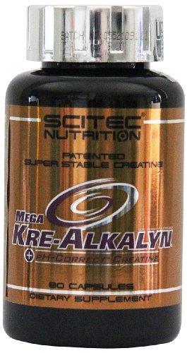 Scitec Nutrition Mega Kre-Alka...