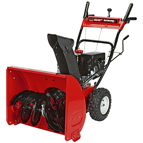 Yard Machines 208cc Two-Stage Gas Snow Thrower by Yard Machines