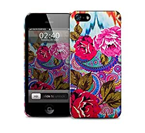 floral2 iPhone 5 / 5S protective case
