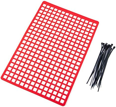 hot Bigpea Rubber Luggage Net Window Decoration for RC Crawler ...