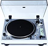 TechPlay ODC21MKI-SL Fully Automatic Turntable, Aluminum tray,+/-10% PITCH CONTROL & PC LINK