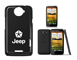 HTC ONE X Hard Case With Printed Design JEEP