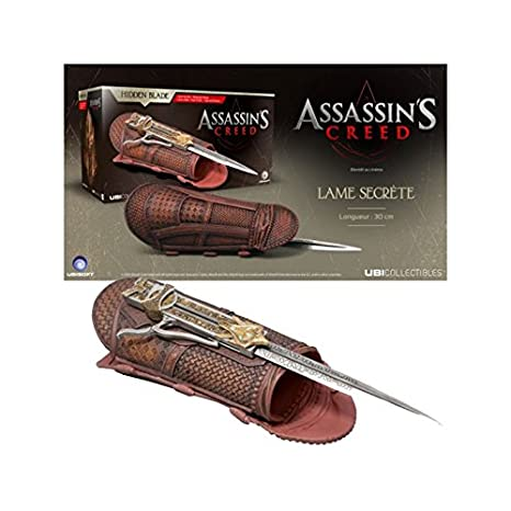 Amazon Com Assassin S Creed Movie Aguilar S Hidden Blade Replica Video Games