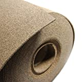 Cork and Rubber - 1/16'' Thick X 48'' Wide X 50' Long