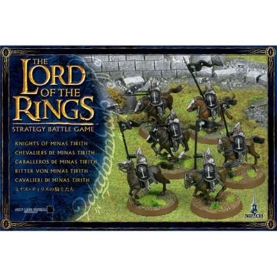 Games Workshop Lord Of The Rings Knights Of Minas Tirith
