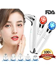 Voumey Electric Suction Black Head artifact Electronic Beauty Cleansing Equipment to Remove Acne to Black Head Household Pores Cleaner