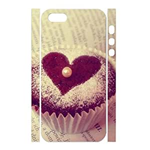 Beautiful Delicious Food Series StyleHard Plastic Protective Case Cover for Iphone 5 5s Case by Maris's Diary