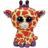 "TY Beanie Boo ~ Darci the Giraffe 6"" ~ Justice Exclusive"